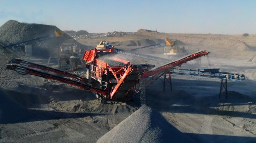 Crushing and screening specialist launches new triple-deck screen