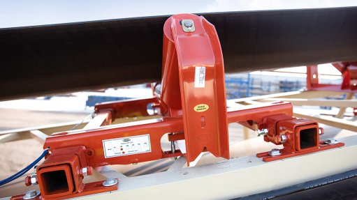 Belt scale for dry bulk materials handling applications launched