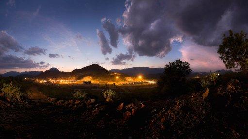 Anglo-American's Twickenham mine, Limpopo.