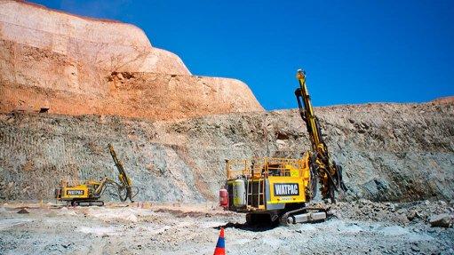 Mt Magnet mine, Australia