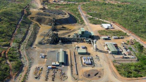 Savannah mine, Australia
