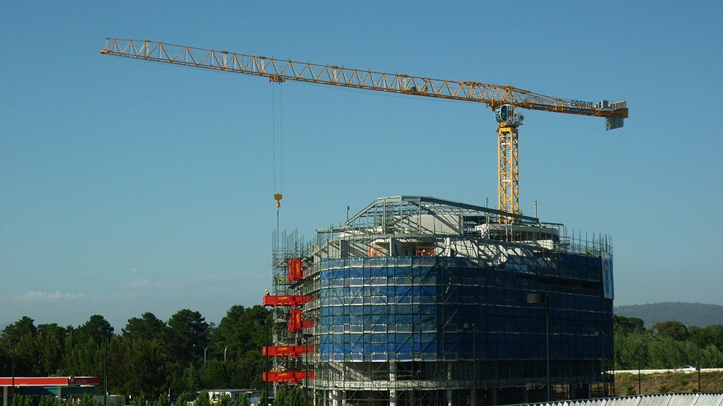 Potain Tower Cranes Set The Pace For Contractors