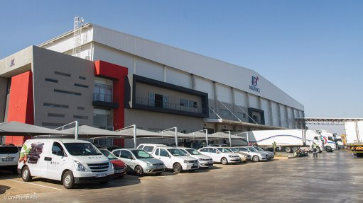 Company opens flagship food-distribution warehouse in Boksburg