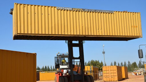 Container solutions offer mobile storage