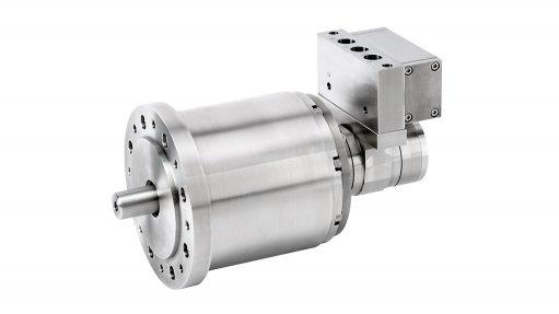 Stainless steel air  motors ensure safe processing of foodstuffs