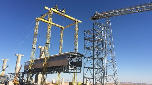 Strand jacking  an economical  lifting solution