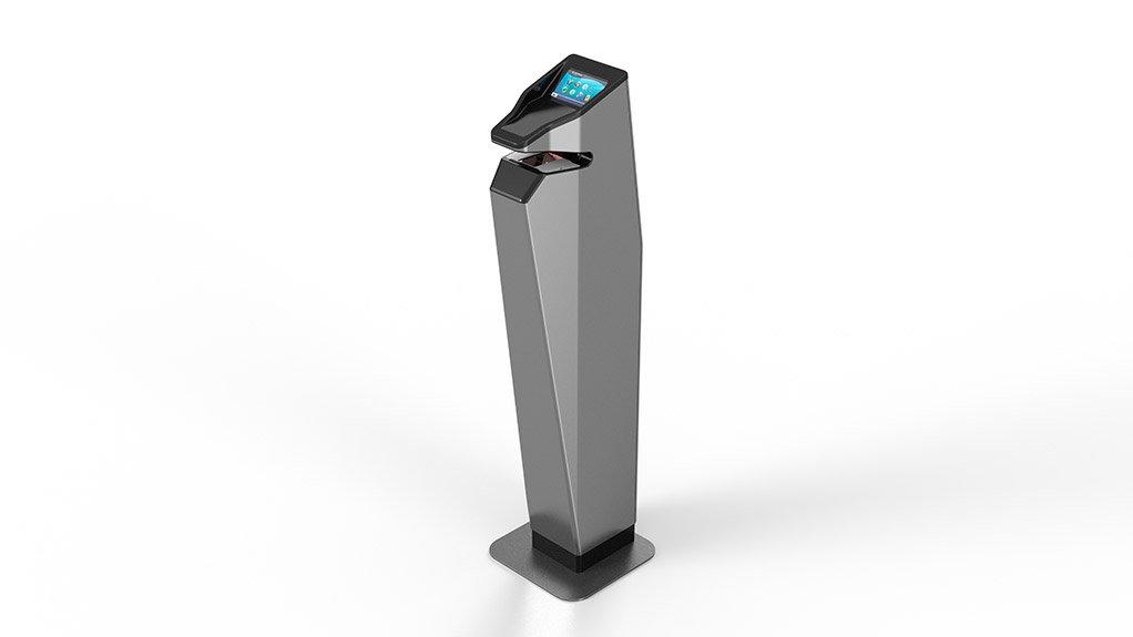 Biometrics specialist promotes contactless fingerprint scanner