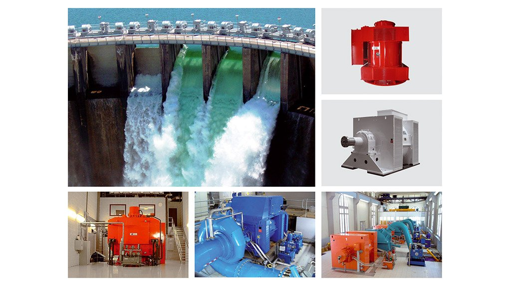 SUSTAINABLE SOLUTION PROVIDED  Vert Energy provides sustainable solutions for hydroelectricity, wind power and for steam and gas turbines