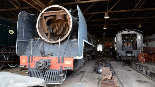 Steam locomotive operator  undertakes refurbishment contract