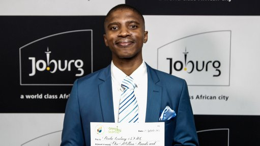 Innovator wins R1-million for leak-detecting valve