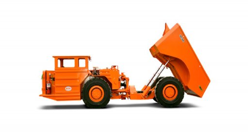 Mining solutions provider introduces  hard rock mining truck
