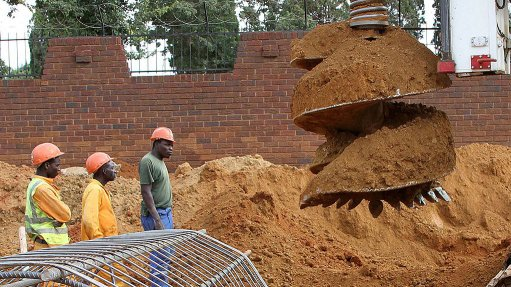 GEOTECHNICAL INVESTIGATIONS NECESSARY These tests  provide invaluable information regarding the physical properties of soil and rock on a site