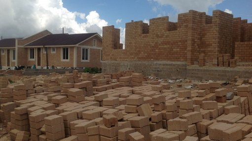 Brick and block technology supports housing delivery in Tanzania