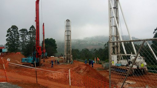 Piling contractor completes two Swazi-based  foundation jobs