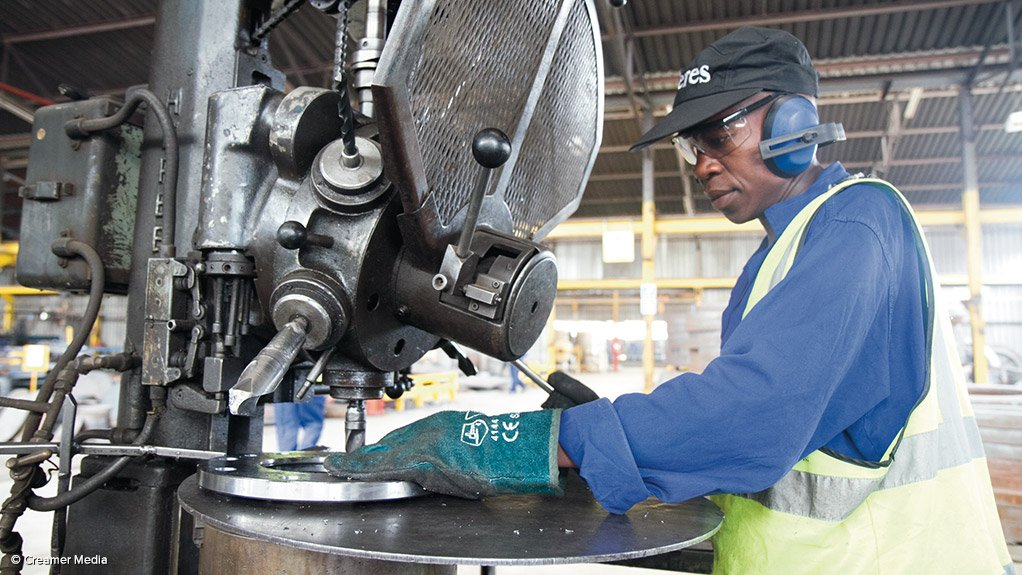 EQUIPMENT MAINTENANCE The success of asset management lies in coaching and training of artisans