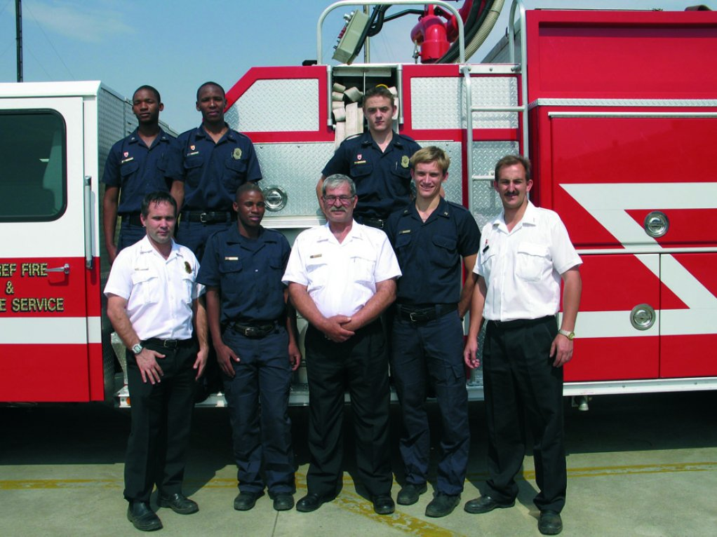 FIRE RISK ASSESSMENT  The Occupational Health and Safety Act obliges every South African business to safeguard personnel in the event of fire