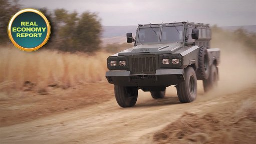 Small South African defence businesses succeeding in sector