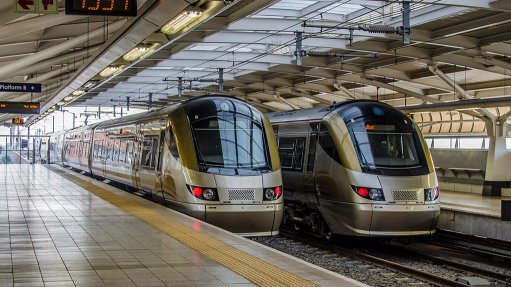 Gautrain capacity-expansion measures advancing