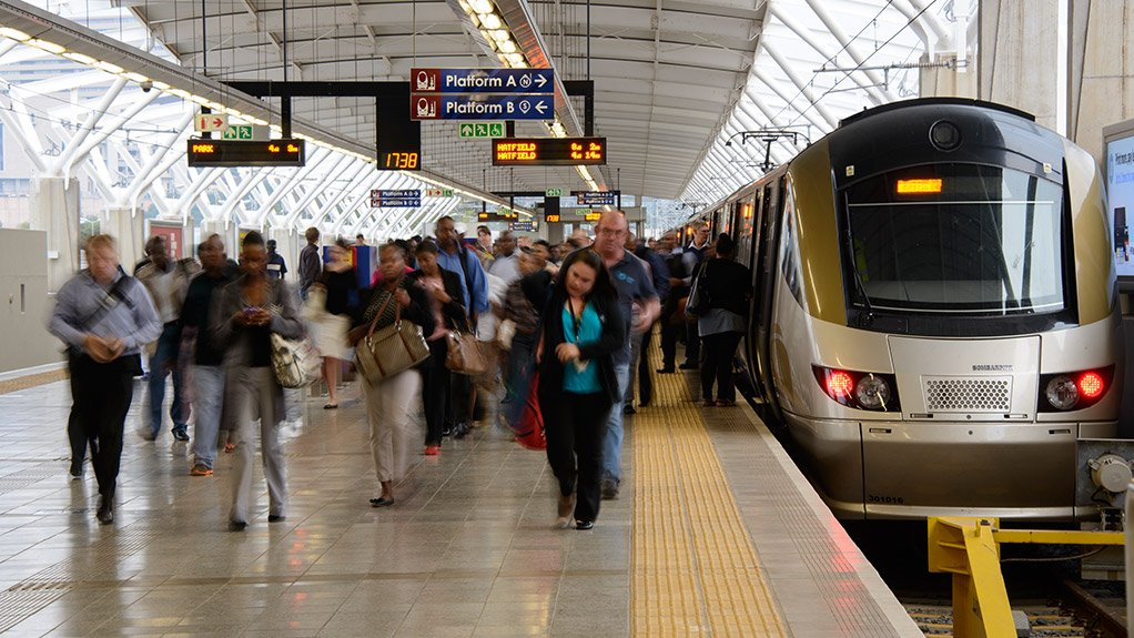 DEFINED STRATEGY Defining a strategy for public transport services prompted the public and private sectors to initiate several public transport infrastructure projects in recent years