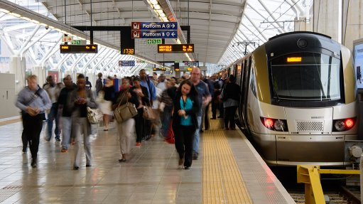 SA public transport projects  gaining traction – services firm