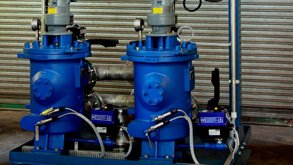 FILTERING TO THE LAST PARTICLE  Microfine filtering extends equipment life span and components by up to ten times