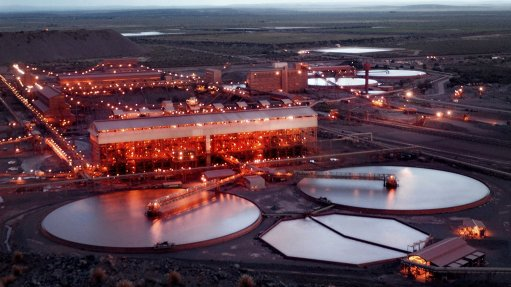 Major producer trying to save  costs amid lower iron-ore price
