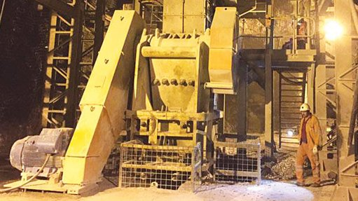 Jaw crushers and apron feeders to increase DRC  gold mine's crushing output