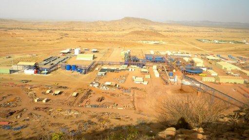 Bisha mine, Eritrea