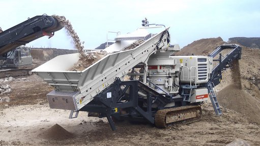 New crushing, screening units to improve operations at Hong Kong quarry