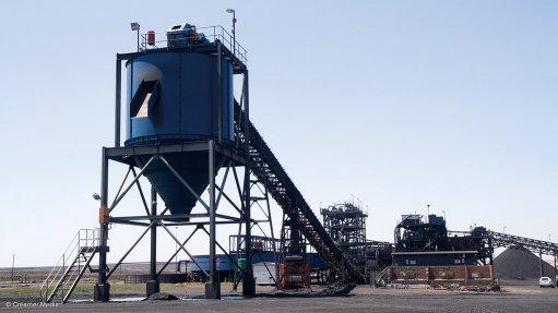 Producer focuses on colliery  enhancement