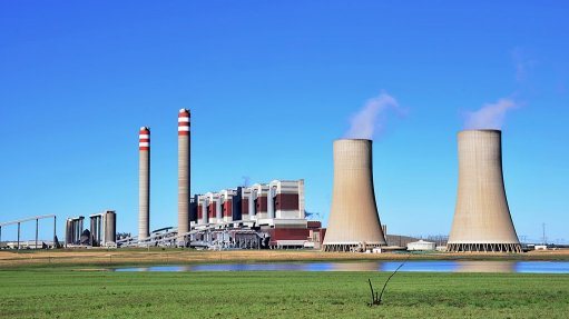 Eskom coal line due for December 2017 completion