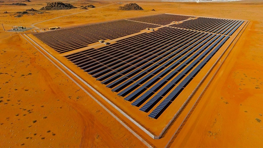 SMALL IN COMPARISON Konkoonsies I is 10 MW peak while Konkoonsies II will be 86 MW peak