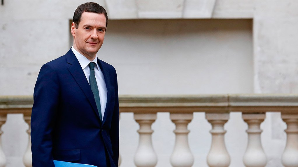 UK Chancellor of the Exchequer George Osborne, photographed on Wednesday before delivering his Autumn Statement to the House of Commons