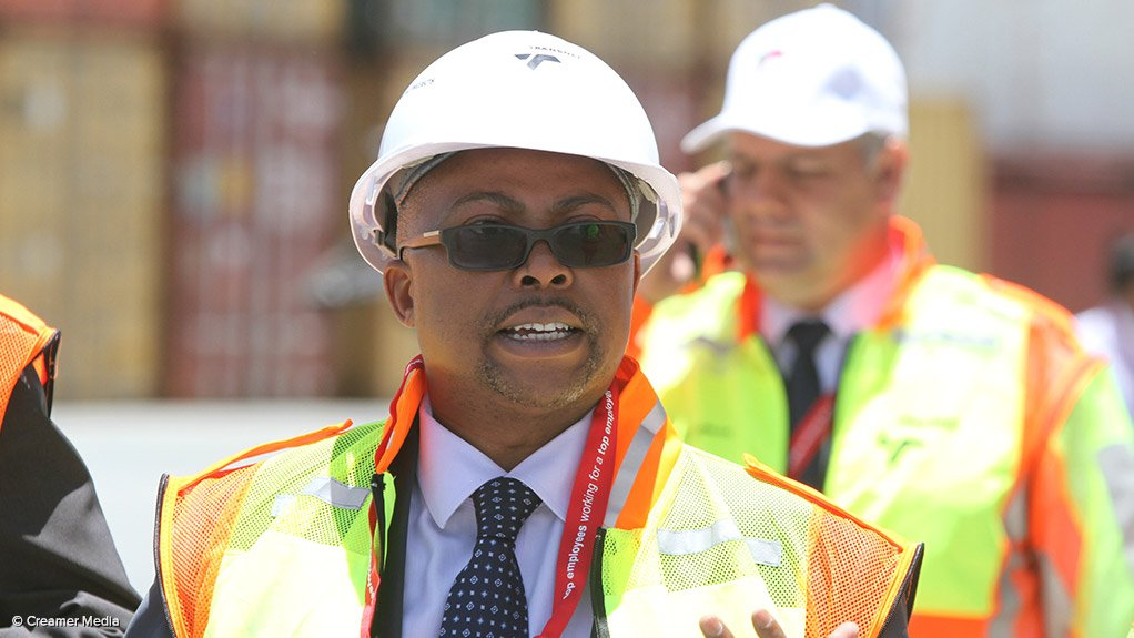 Upgraded City Deep seen as key to improving Joburg-Durban logistics
