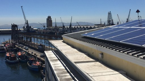 V&A Waterfront invests in rooftop solar system