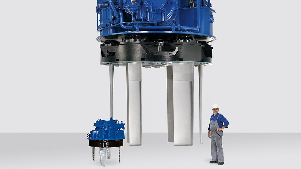 Cycloidal drive propulsion commissioned to power local tugboats