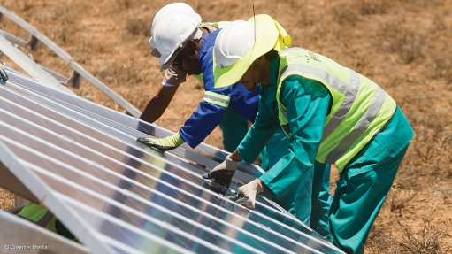 CSIR solar plant strives for 100% off-grid switch