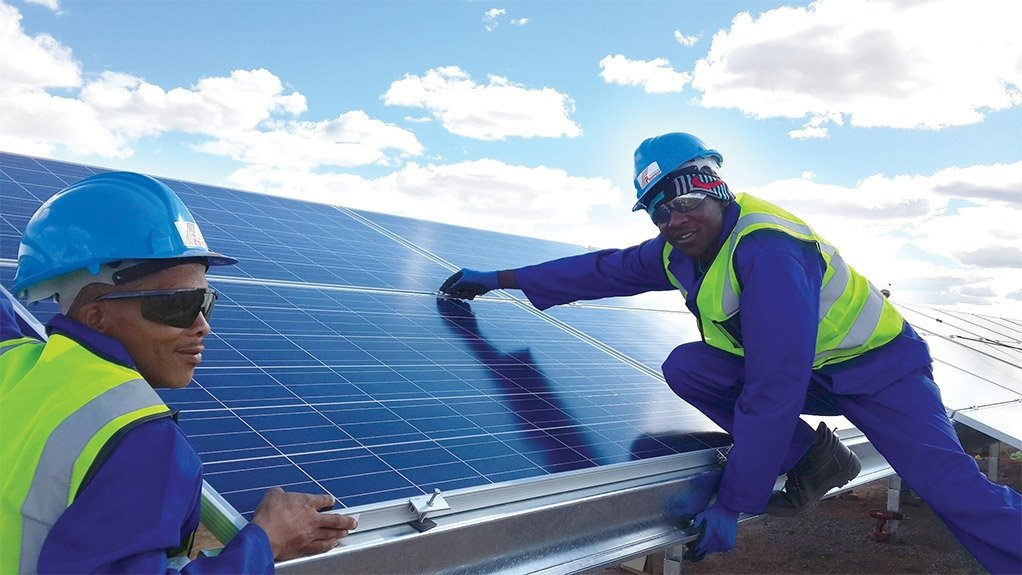 ENERGY CERTAINTY  Solar power helps to provide certainty over energy cost