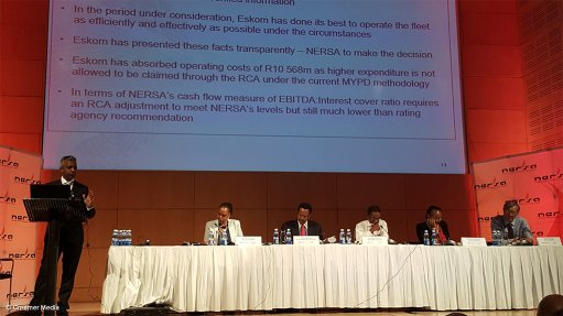 Nersa questions prudency of Eskom's diesel spend as clawback hearings begin