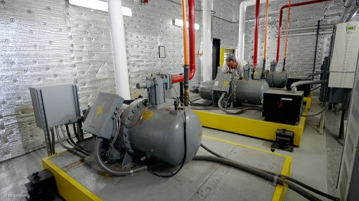 Company redesigns  air compressors
