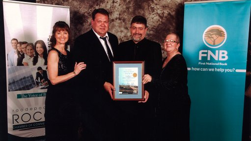 Infrastructure products manufacturer receives recognition