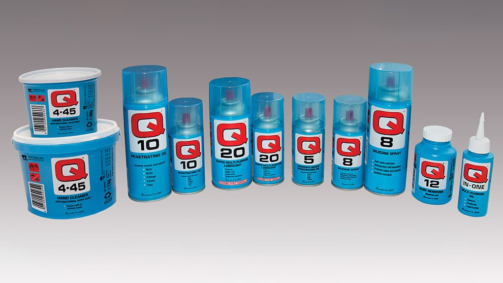 Q-RANGE PRODUCTS The full range of Q products led to commendable growth rates