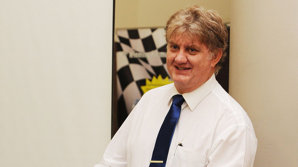 THOMAS SURMON  Sait is working with the Department of Science and Technology and the South African Bureau of Standards to make sure local lubricant standards match international standards