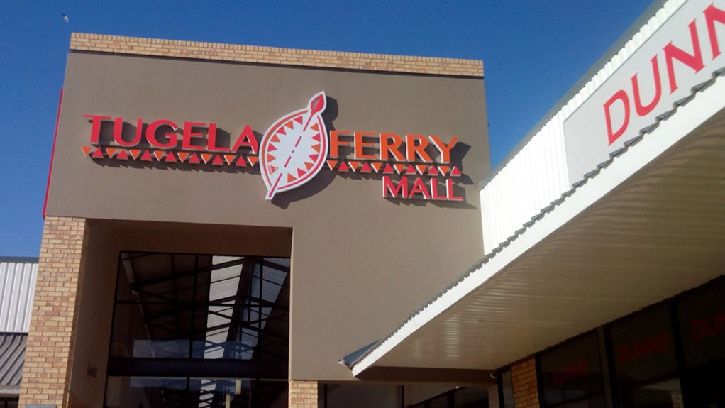 Busy new Tugela Ferry Mall and Jozini Shopping Centre in KZN secure