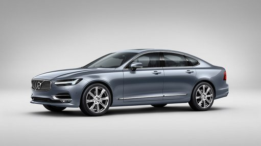 Volvo upgrading its sedan  segment with new S90