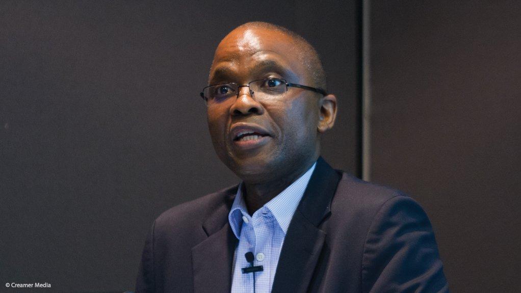 Exxaro Resources CEO designate Mxolisi Mgojo