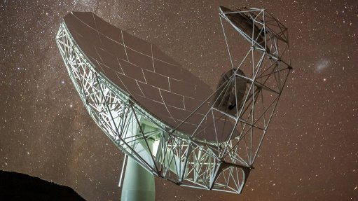 2015 WINNER The Overall Winner at Steel Awards 2015 was the MeerKAT project of the Square Kilometre Array Africa Radio Antenna Positioner