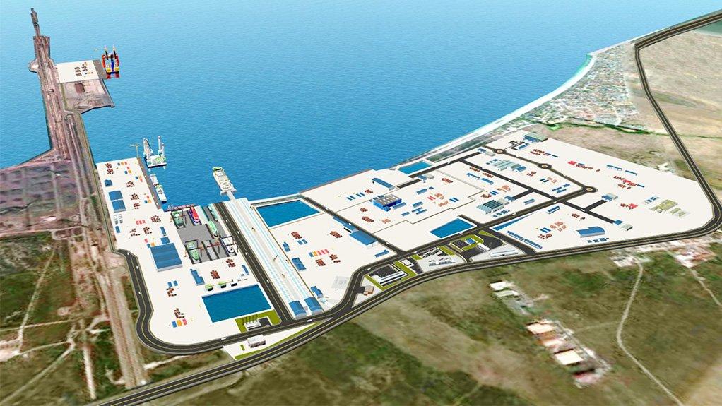 DA: Beverley Schäfer says Saldanha Bay IDZ to create 40 000 jobs
