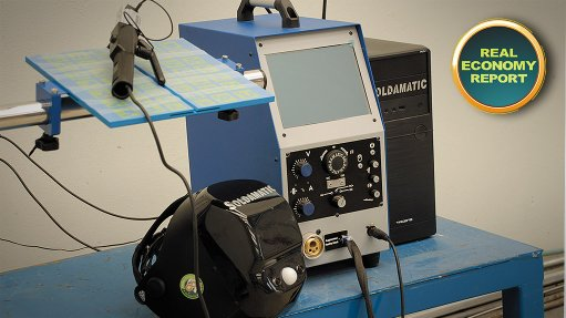 AIDC to use new augmented reality welding simulators