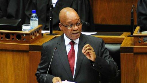 Nuclear affordability emphasised, as Zuma unveils economic 'turnaround plan'